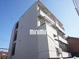 プリマドール萱場[4階]の外観