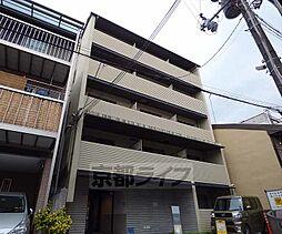 京都府京都市東山区三条通南3筋目東大路西入進之町の賃貸マンションの外観