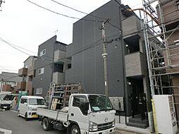 埼玉県さいたま市大宮区大成町3丁目の賃貸アパートの外観