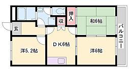浜の宮駅 5.3万円