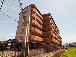 奈良県香芝市上中の賃貸マンションの外観