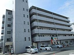 愛媛県松山市福音寺町の賃貸マンションの外観