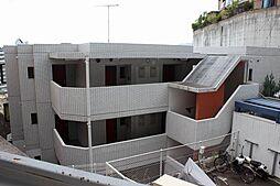 井口ガーデンハイツ[206号室]の外観