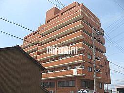 清水マンション[7階]の外観