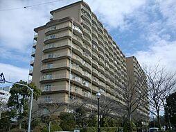 東京都足立区千住関屋町の賃貸マンションの外観