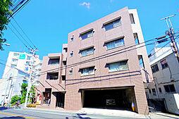 東京都東久留米市本町3丁目の賃貸マンションの外観