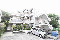 神奈川県横浜市神奈川区白幡南町の賃貸マンションの外観
