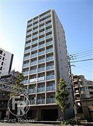 東京都品川区荏原6丁目の賃貸マンションの外観