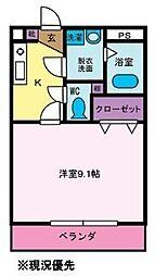 セカンドステージ[2階]の間取り
