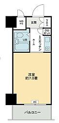 ガーデンプラザ横浜南[1015号室]の間取り