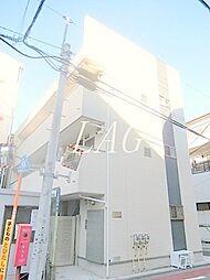 東京都品川区南品川4丁目の賃貸アパートの外観