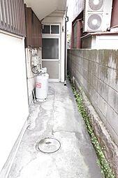 鹿児島県鹿児島市下荒田3丁目の賃貸アパートの外観