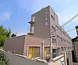 京都府京都市北区鷹峯南鷹峯町の賃貸マンションの外観