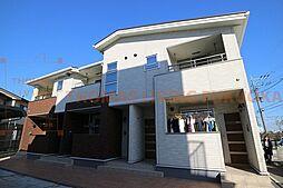佐賀県鳥栖市松原町の賃貸アパートの外観
