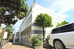 滋賀県大津市坂本2の賃貸アパートの外観