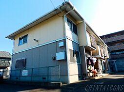 三重県桑名市大字北別所の賃貸アパートの外観