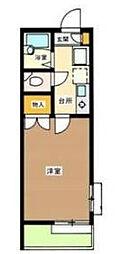 La est Maison[2階]の間取り