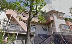 グリーンヒルB[2階]の外観
