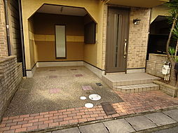 [一戸建] 京都府京都市伏見区中島外山町 の賃貸【/】の外観