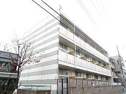 大阪府大阪市平野区加美正覚寺1の賃貸マンションの外観