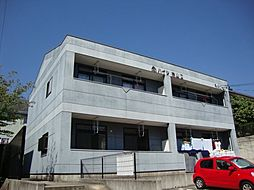 ハイツ株山Ⅱ[1階]の外観