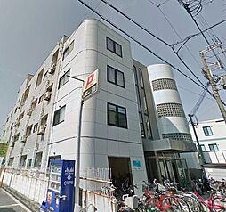 大阪府大阪市住吉区万代6丁目の賃貸マンションの外観