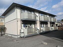 高知県高知市神田の賃貸アパートの外観