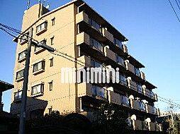 愛知県名古屋市南区本星崎町字西田の賃貸マンションの外観
