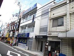 兵庫県尼崎市神田中通2丁目の賃貸マンションの外観