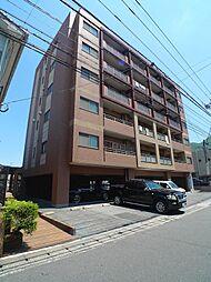 福岡県北九州市小倉北区下富野4丁目の賃貸マンションの外観