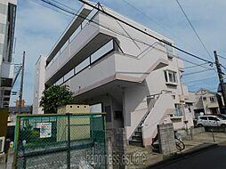 相模パークマンション[1階]の外観
