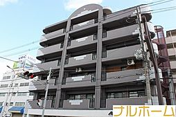 大阪府大阪市平野区長吉出戸4の賃貸マンションの外観