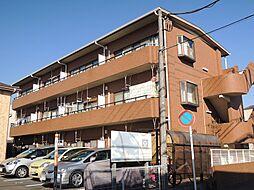 プロスパ・クランマンション[3階]の外観