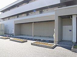 ガーデンコートミルクティー[3階]の外観