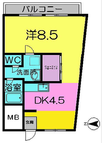 平井マンション 2階の賃貸【奈良県 / 奈良市】