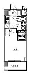 S-RESIDENCE新大阪Garden[805号室号室]の間取り