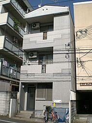 京都府京都市北区北野下白梅町の賃貸マンションの外観