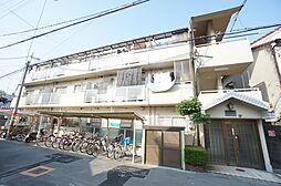 大阪府大阪市東淀川区下新庄6の賃貸マンションの外観