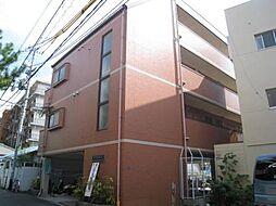 大阪府大東市学園町の賃貸マンションの外観