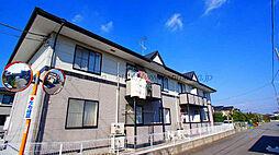 埼玉県本庄市寿の賃貸アパートの外観