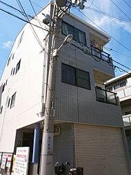 浜村マンション[402号室]の外観