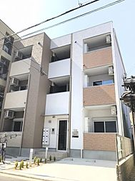 ハーモニーテラス京阪北本通[302号室]の外観