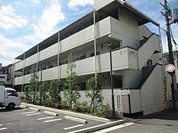 メゾン浜田[1階]の外観