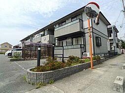 兵庫県高砂市伊保3丁目の賃貸アパートの外観