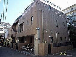 東京都杉並区高円寺北3丁目の賃貸マンションの外観