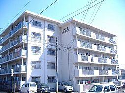 東荘園ビル[504号室]の外観