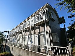 千葉県市原市ちはら台東5丁目の賃貸アパートの外観