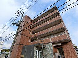 西田中町店舗付マンション[4階]の外観