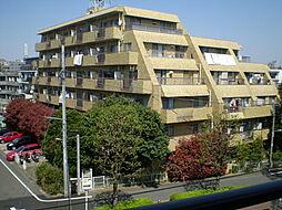 パークサイド南大井[1階]の外観