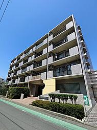 神奈川県横浜市港北区新吉田東8丁目の賃貸マンションの外観